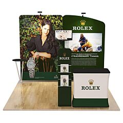 10ft Custom Booth Package G