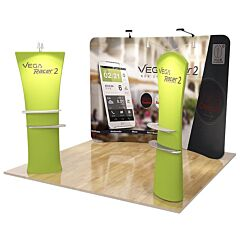 10ft Custom Booth Package I