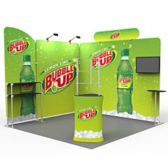 10ft Booth Package T