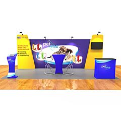 20ft Booth Package B