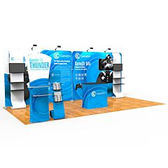 20ft Booth Package F