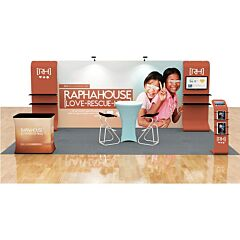 20ft Booth Package G