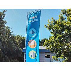 IP 17ft Giant Outdoor Flag