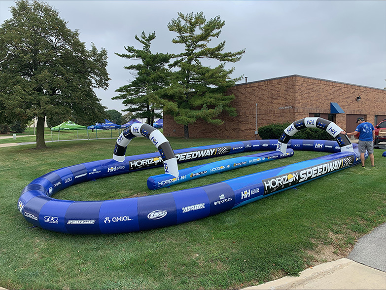 Horizon Hobby Inflatable Race Track