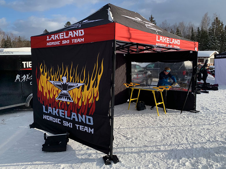 Lakeland Nordic Ski Club 10x15 Full Digital Package