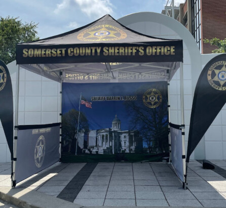 Kind words from Somerset County Sheriff's Office