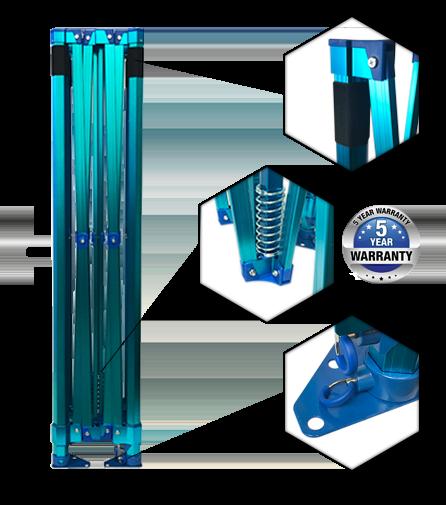 Blue Pro Expo Frame