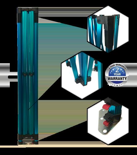 Blue Trader Frame