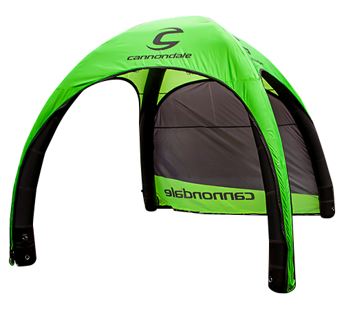 Inflatable Spider Tent